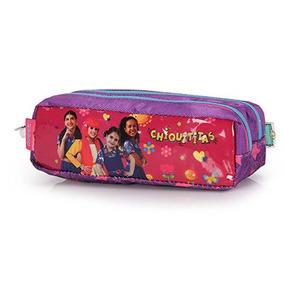 Estojo Chiquititas Brilhar 942c14 Pacific Rosa