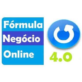 Fórmula Do Negócio Online 4.0 - Alex Vargas - Setembro 2018