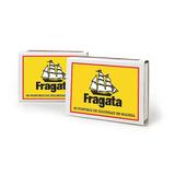Fragata Fosforos Caja 40u / U