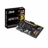 Placa-mãe Asus Am1m-a/br Matx Amd Socket Am1 2xddr3 Usb 3.0