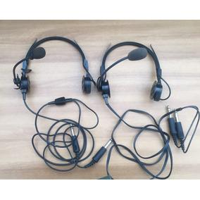 Auriculares De Piloto Télex Airman 750 Sin Almohadillas