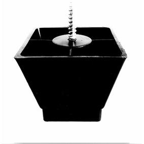 Pé De Sofá Trapézio,pirâmide,móveis,puffs...caixa 300 Peças