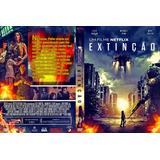 Dvd Extinção