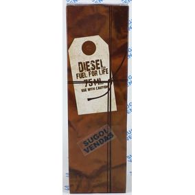 Perfume Contratipo Inspirado No Diesel Fuel For Life Men.