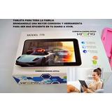 Tablet Krono Modelo 776 - Cuatro Nucleos Y 8 Gb