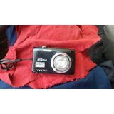 Vendo Camara Nikon Coolpix S2900