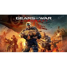 Gears Of War Judgement Xbox 360/one Midia Digital 25 Digitos