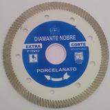 Disco Porcelanato Diamantado Turbo Extra Fino Diamante Nobre