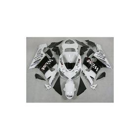 Moto Onfire Blanco Negro Nuevo Abs Moldes De Inyección De Pl