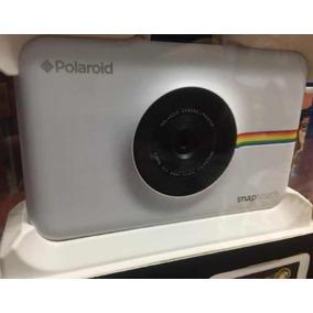 Camara Instantanea Polaroid Snap Touch White