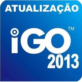 Atualização Gps 2013 Igo 8.4,igo Amigo,igo Primo + Menu