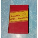Libro De Taquigrafía Antiguo