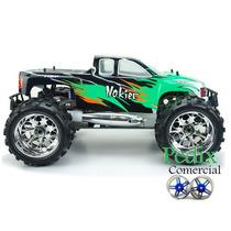 Automodelo 1/8 Completo Hsp Monster 4x4 Sh 21 Nitro Promoção