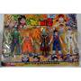Muñecos Dragon Ball Z Blister X 5 Personajes 3 Modelos Difer