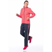 Agasalho Conjunto Woven Suit Feminina Adidas