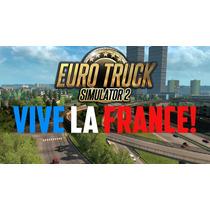 Euro Truck Simulator 2 Dlc Vive La France Steam Cd Key