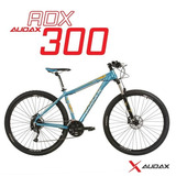 Bicicleta Mtb Aro 29 Audax Adx 300 Shimano Alivio 27v