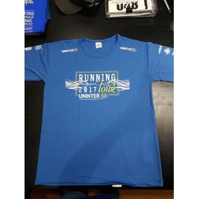 Camiseta Running Tour 2017 - Curitiba