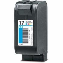 Cartucho Hp 17 Color C/ 15 Ml De Tinta C Garantia
