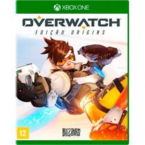 Jogo Novo Lacrado Overwatch Edição Origins Para Xbox One