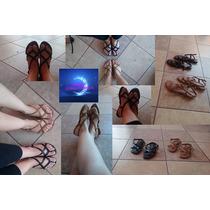 Zapato De Mujer, Huarache De Temporada