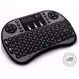 Mini Teclado Usb Inalambrico Con Touchpad Xbox Ps3 Smart Tv