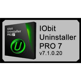 Iobit Uninstaller Pro 7.2 O Melhor (licença Original)