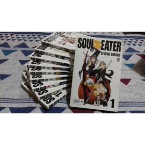 Mangá: Soul Eater Vol:1 Ao 10