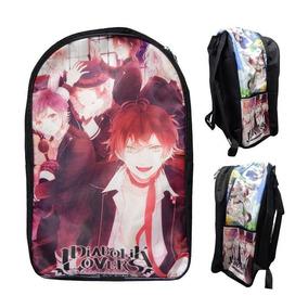 Diabolik Lovers Mochila Backpack Ayato Laito Shu Kanato