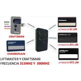 Control Remoto Universal Multifrecuencia Multimarca