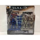 Halo Pack Crea Tu Armadura Espartana, Mega Bloks Cnc94 50a
