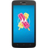 Celular Libre Moto C Negro 4g Quad Core 5mpx Android 7