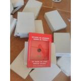 Estacion Manual Plastica Con Su Vidrio Sovica