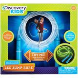 Juego Soga Para Saltar Iluminada Original Discovery Kids