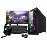 Pc Gamer Streaming Core I5 8gb 1tb Ssd Gtx 1050