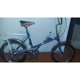 Bicicleta Antigua Mini Oxford Aro 20 Original