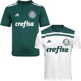 2 Camisas Do Palmeiras 2018 Verde Blusa Oferta 40% Envio 24h