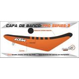 Capa De Banco Mini Motos Ktm - Sx Sxf Exc Excf Excfw 50 65cc