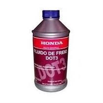 Fluído Freio Embreagem Dot 3 Orig. Honda Civic Fit Cr-v City