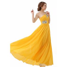 Vestido Elegante Para Fiesta De Noche Muy Comodo Y Bonito
