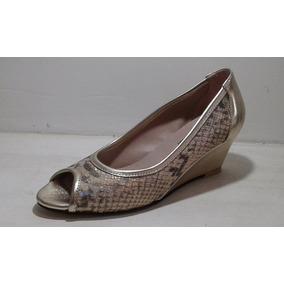 Zapato Mujer Boca Pez Taco Chino Fiesta Vestir Oficina