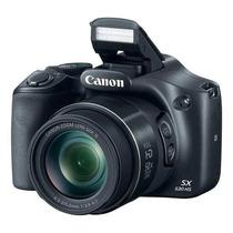 Câmera Digital Canon Powershot Sx530hs Preta16.0mp