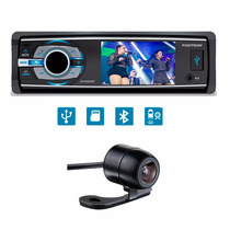 Dvd Player Automotivo Sp4330 Bluetooth Usb 3 Pol Camera