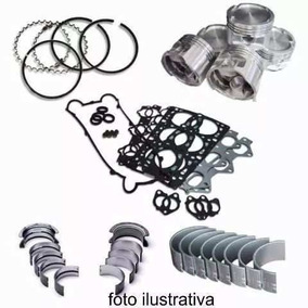 Kit Motor Fiesta 1.6l 8v L4 Sohc Zetec Rocam Flex 04-