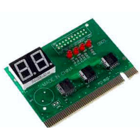 Placa Post De Testeo Pci