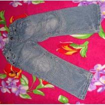 Calça Jeans Infantil Marca Marisa Tam.4 S14