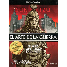 Libro El Arte De La Guerra De Sun Tzu Versión Comic