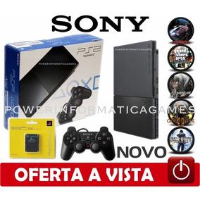 Ps2 Playstation 2 Sony Desbloqueado Destravado Memory Card