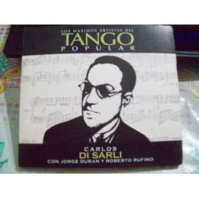 Carlos Di Sarli Con Jorge Duran Y Roberto Rufino