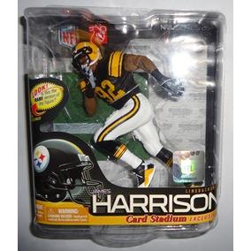 Figura Mcfarlane Nfl James Harrison Pittsburgh Steelers Rara